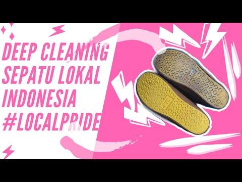 Tips mencuci sepatu sneakers   How to clean your shoes   deep cleaning   Full Repair - Part 1