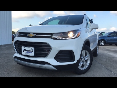 The Redesigned - 2017 Chevrolet Trax LT | Review