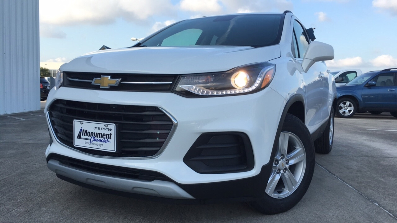 The Redesigned 2017 Chevrolet Trax Lt Review
