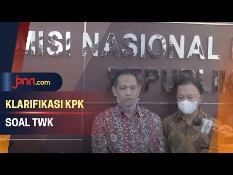 Klarifikasi KPK Kepada Komnas HAM Soal TWK