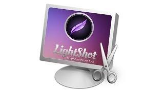 LightShot – как сделать скриншот экрана с редактированием?