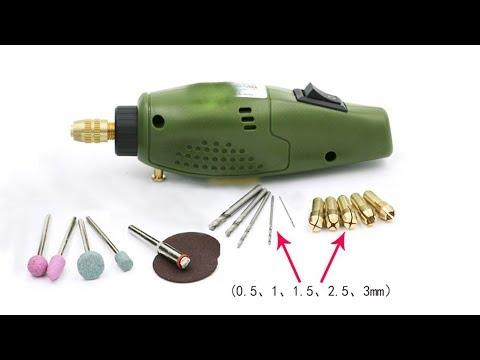 Electric grinder Mini Drill dremel Grinding Set 12V DC dremel,Milling Polishing Drilling Cutting