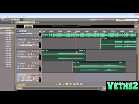 [Tutorial 3/5] Hướng dẫn mix nhạc với Adobe Audition CS5 by vethe2