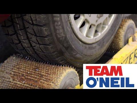 Tire tractionizing explained