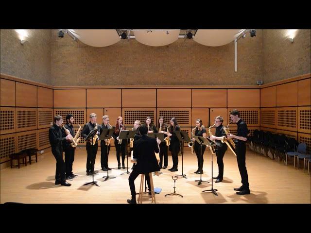 Blowsoc Saxophone Ensemble: Hercules