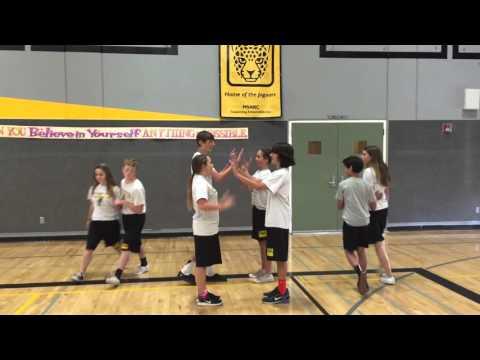 8th grade Square Dance