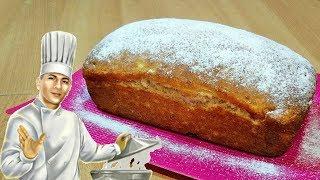 Творожный кекс с цукактами - вкусно и просто!