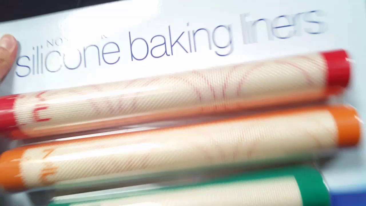 Costco Non Stick Silicone Baking Liners Good For Microwave Ovens Eh