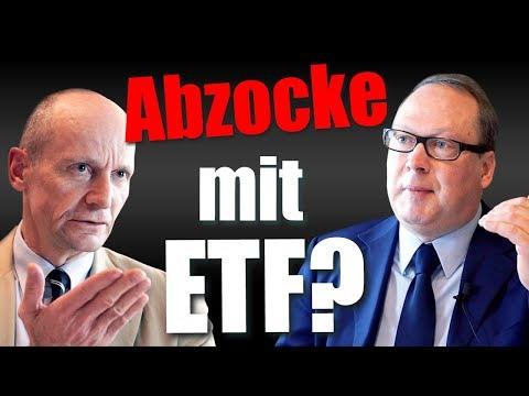 Max Otte streitet mit Gerd Kommer: Sind ETFs die neue Massen-Abzocke?