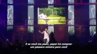 Eminem - Stan,The Way I Am, Cleaning Out My Closet and Mockingbird [Legendado]