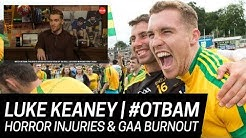 """If you're not training in the GAA, you're nobody"" 