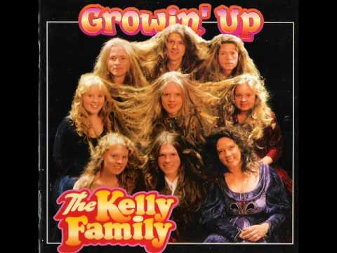 THE KELLY FAMILY RED SHOES