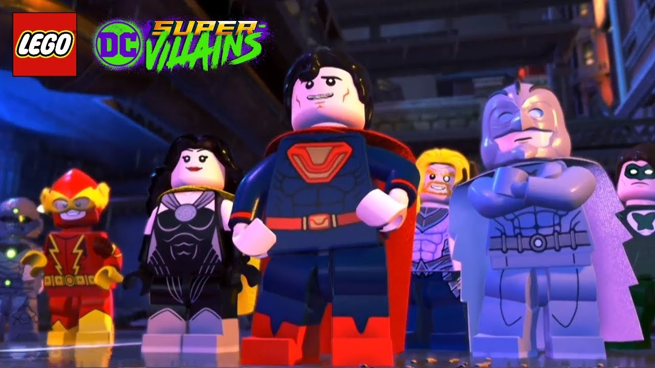 LEGO DC Super Villains Gameplay and E3 2018 Interview With ...