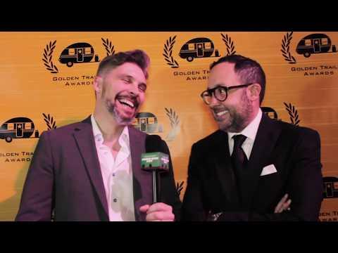 PJ Byrne LIVE on the Red Carpet of the 2018 Golden Full online Awards