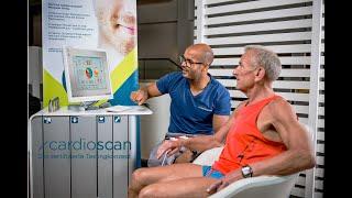 Cardioscan Checkpoint - Bericht von Bodylife auf der Fibo 2011