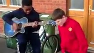 Amazing Cover Little boy sings We Found Love - Rihanna.mp3