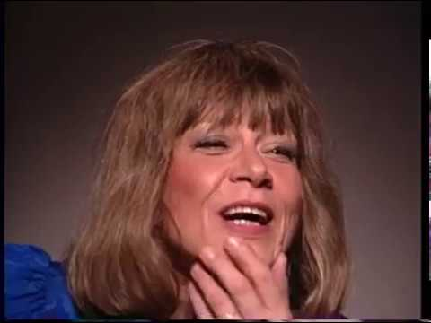Nita Talbot--1987 TV Interview, Hogan's Heroes