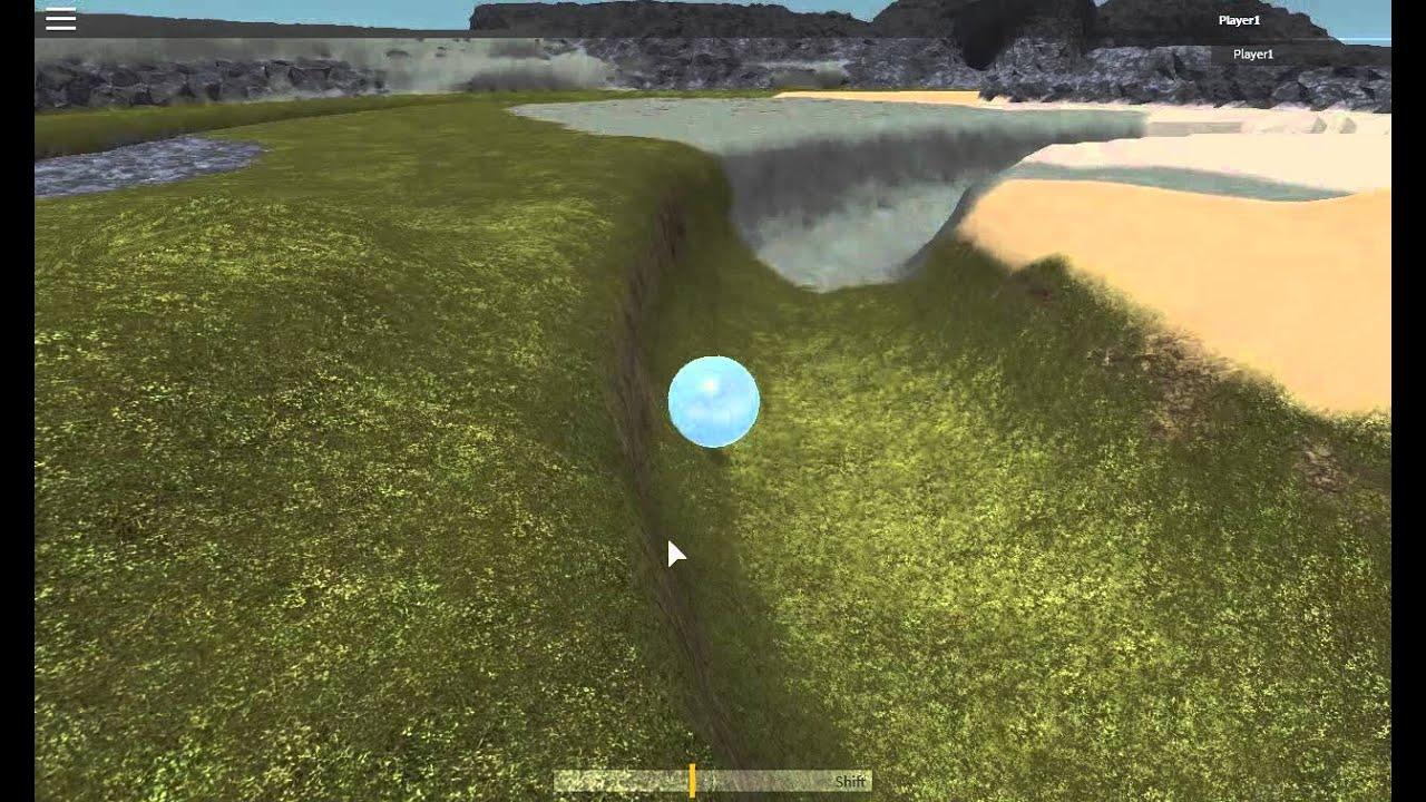 Roblox smooth terrain demo v2