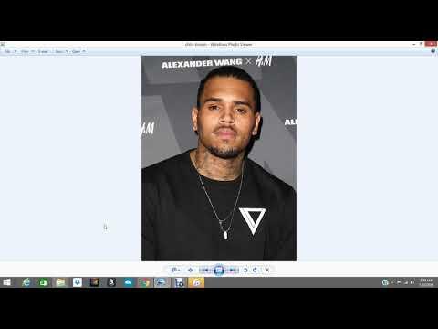 Chris Brown Arrested In Paris