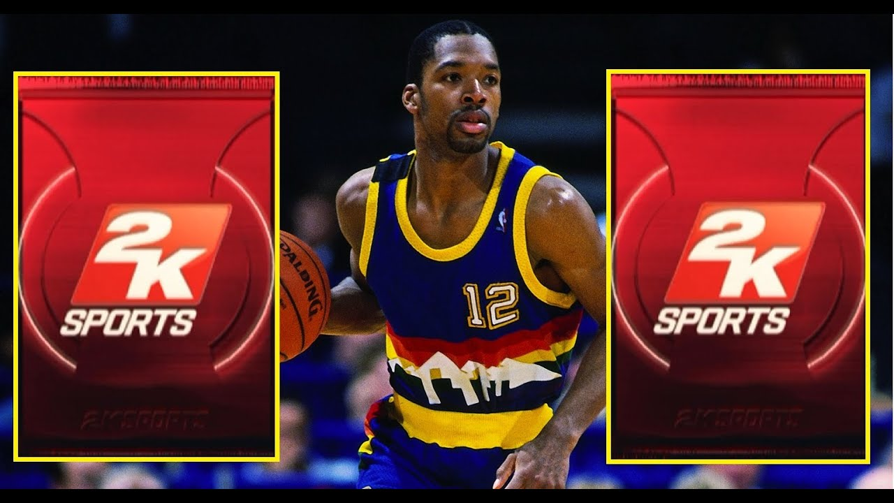 Fat Lever RUBY PACK rip off NBA2k15 MyTeam packs