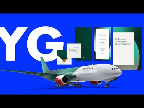 Brand Identity Design Presentations And Critique - Young Guns EP 10