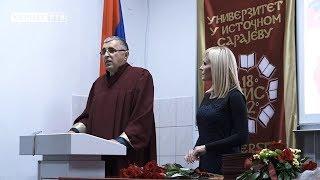 FPM Trebinje: Nikola Matović i Aleksandar Jeftović studenti generacije (19.12.2018.)