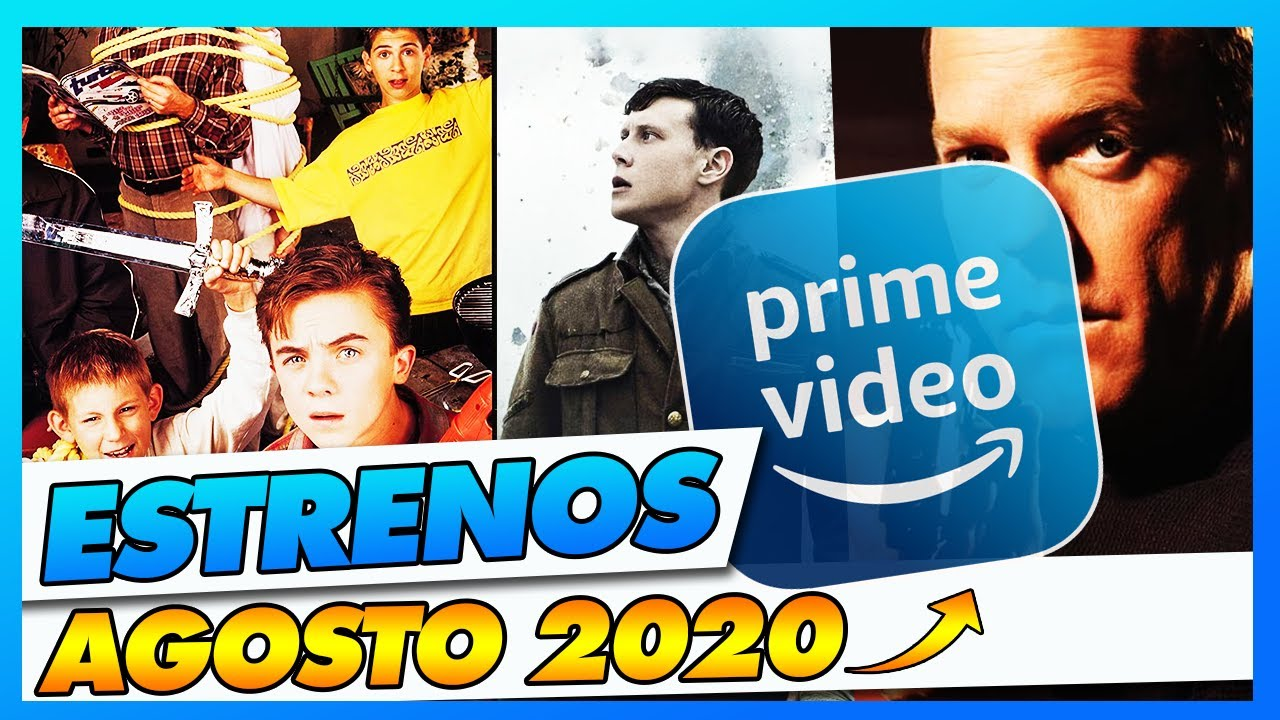 Estrenos AMAZON PRIME VIDEO Agosto 2020 | ⭐ Que Ver en Prime Video Latinoamerica | POSTA BRO!