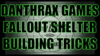 Fallout Shelter - Building Tips & 2 Column Strategy