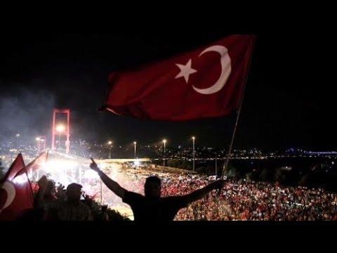 Jandarmadan 15 Temmuz şehitleri Anısına Klip