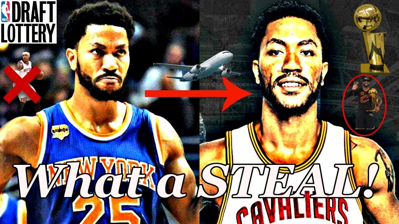 ab4d3d4cbf0 3 Reasons Why Derrick Rose to the Cavs was the BEST Signing of the 2017 NBA  Free Agency