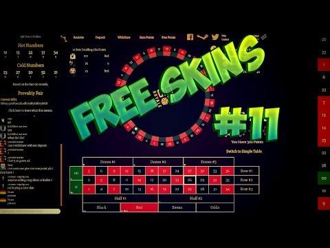 6 сайтов с халявным дропом CS GO #11, CS GO Рулетки (csgopot.com) [Free Skins In CS GO]