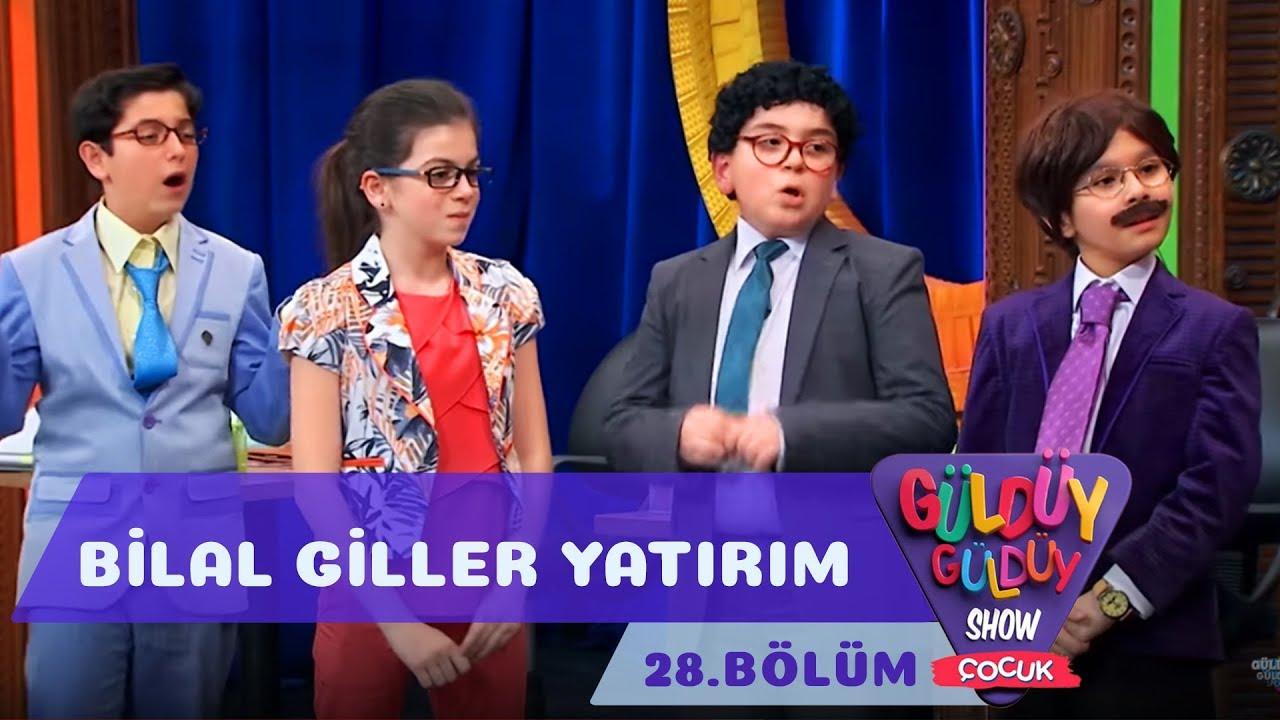 Güldüy Güldüy Show Çocuk 28.Bölüm - Bilal Giller Yatırım A.Ş.