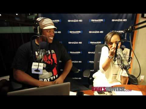 Kerry Washington Gets Asked Out by Kirko Bangz on SwayInTheMorning