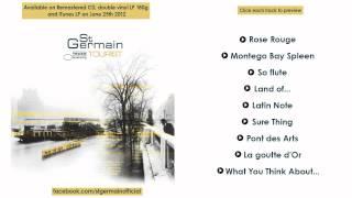 "St Germain ""Tourist"" sampler"