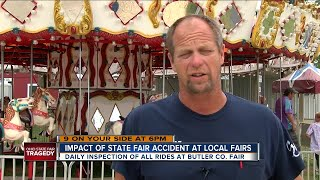 Butler County Fair redoubles safety efforts