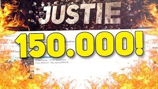 СПАСИБО ЗА 150.000!