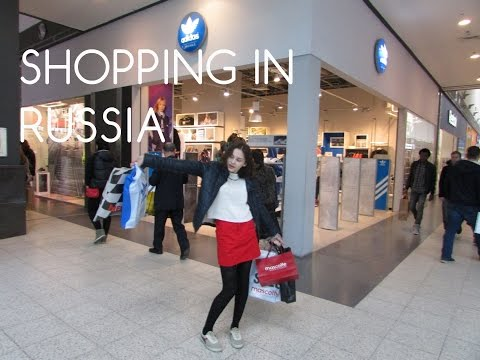 SHOPPING IN RUSSIA. MY USUAL SHOPPING. VLOG