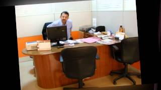 Real Life Executive Table Office Furniture by The Office Furniture Manufacturer