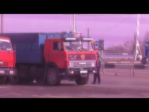 Проверка документов за 8 секунд. Усть-Лабинск, пост ДПС 7.03.18.
