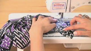 КАК СШИТЬ ЛЕТНЕЕ ПЛАТЬЕ БЕЗ ВЫКРОЙКИ | How to sew a dress(Как сшить летнее платье без выкройки очень быстро. How to sew a dress ПОДПИШИТЕСЬ: ..., 2016-07-10T15:56:06.000Z)
