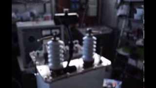 x ray transformer 100 kv 25 kw with motorized variac