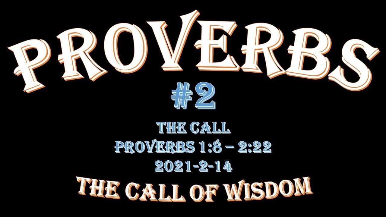 Proverbs #2 available now
