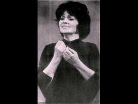 Zara Dolukhanova- Ah, Quel Giorno Ognor Rammento (Rossini)