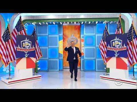 The Price is Right:  November 9, 2018 ...