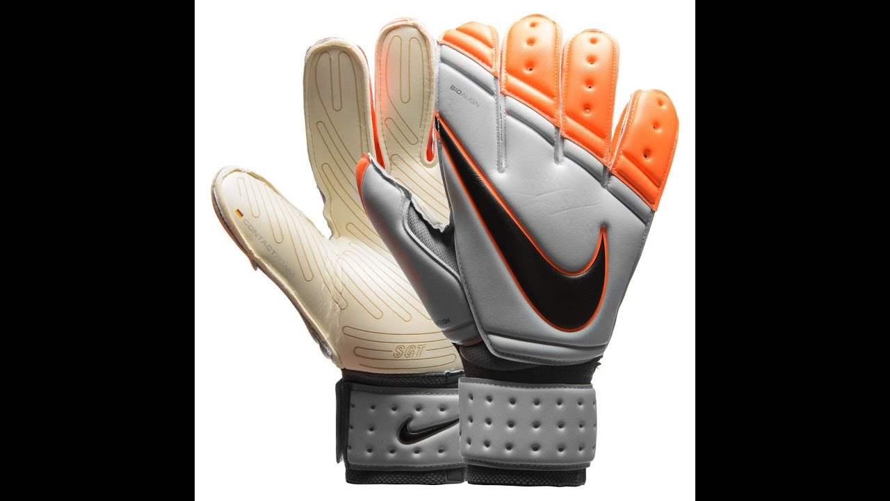 Nike Goalkeeper Gloves Youtube