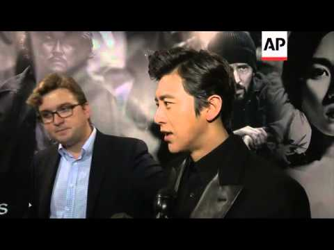Korean stars including Psy turn out to put spotlight on Korean cinema at MoMA in New York