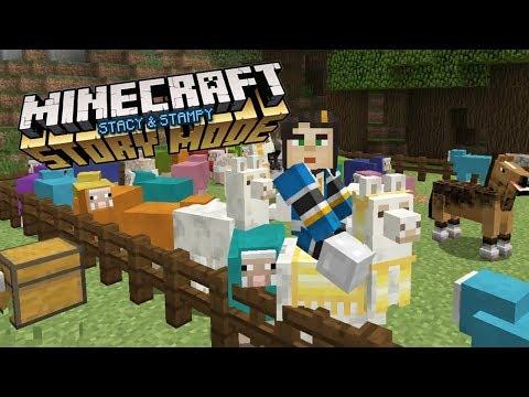 HeLLO LLama! - My Minecraft StoryMode...