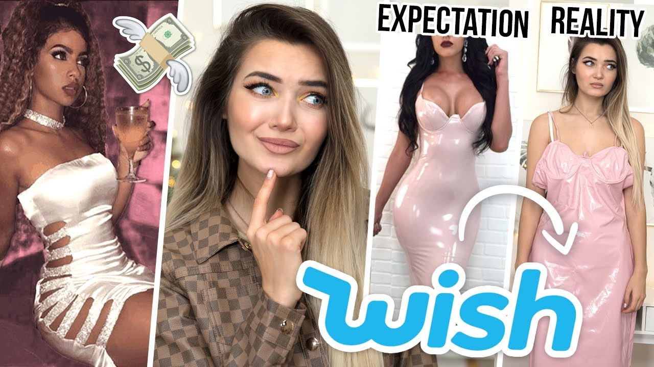 I BOUGHT VERY EXTRA WISH CLOTHING... PASS OR YAAAS!?