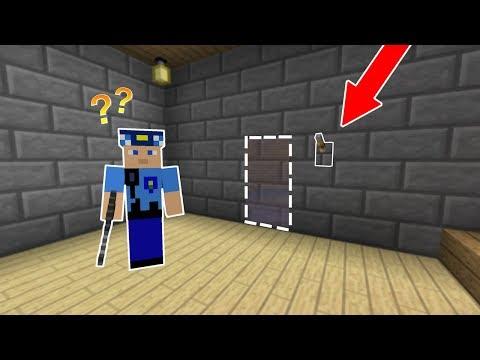 ZENGİN VE FAKİR POLİSLERDEN SAKLANIYOR! 😱 - Minecraft