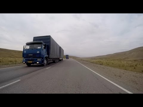 Road Upgrade Propels Trade in the Kyrgyz Republic